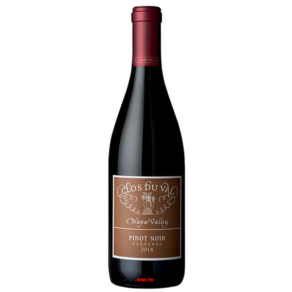 Rượu Vang Clos Du Val Napa Valley Pinot Noir