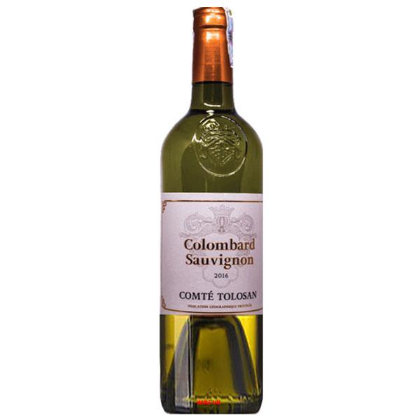 Rượu Vang Comte Tolosan Colombard Sauvignon