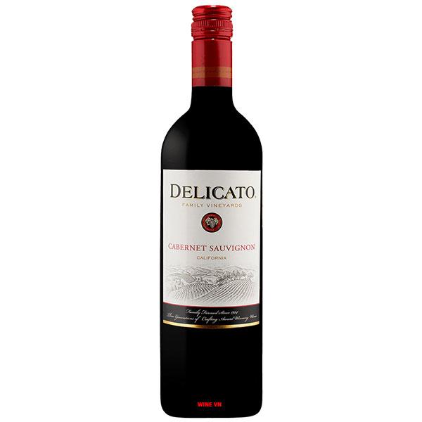 Rượu Vang Delicato Cabernet Sauvignon