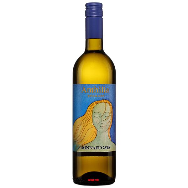 Rượu Vang Donnafugata Anthilia Sicilia