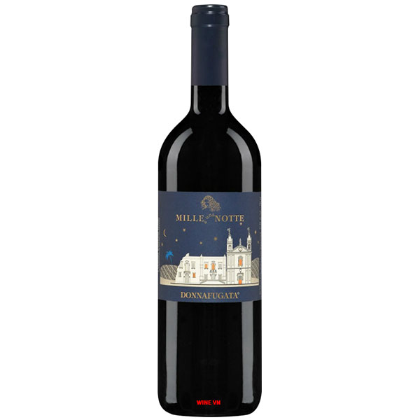 Rượu Vang Donnafugata Mille E Una Notte Sicilia