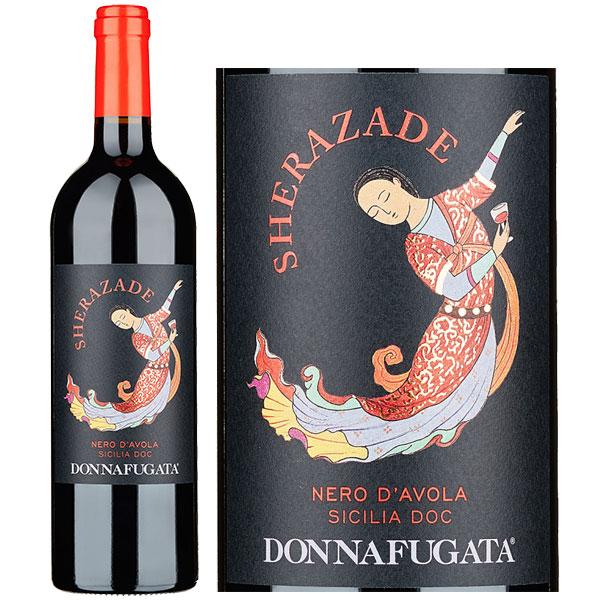 Rượu Vang Donnafugata Sherazade Sicilia DOC Nero d'Avola