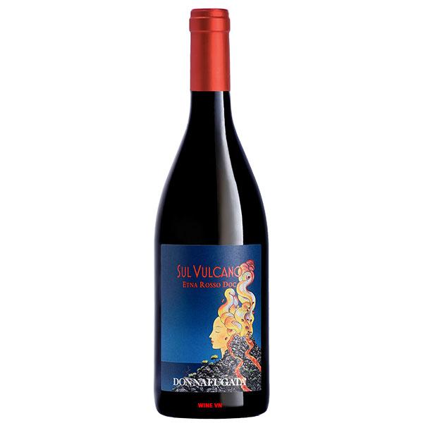 Rượu Vang Donnafugata Sul Vulcano Etna Rosso Doc