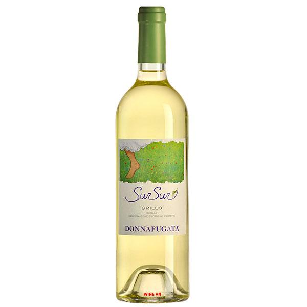Rượu Vang Donnafugata Sur Sur Grillo Sicilia