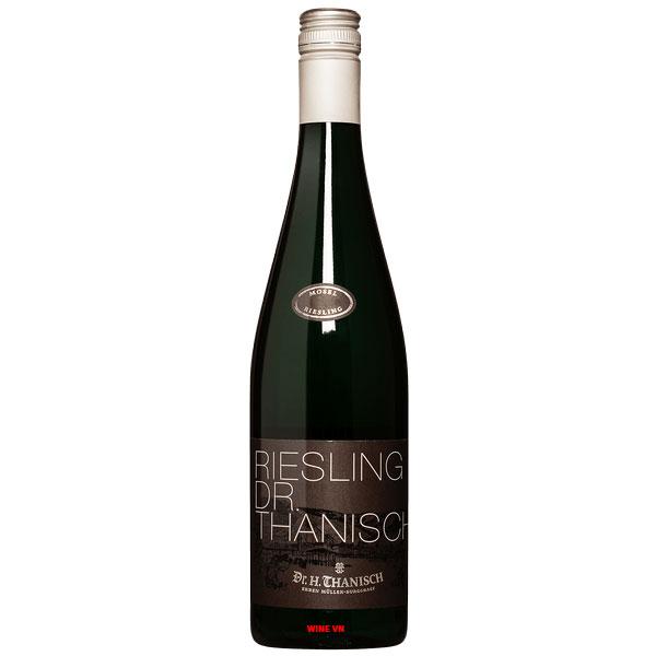 Rượu Vang Dr. H. Thanisch Feinherb Riesling