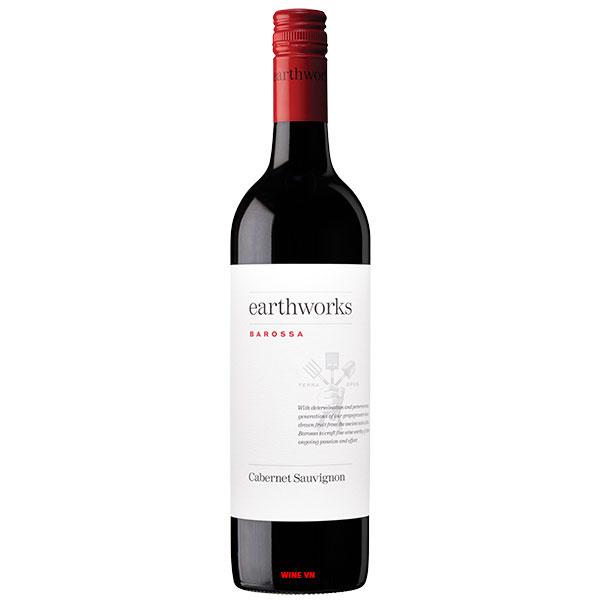 Rượu Vang EarthWorks Barossa Cabernet Sauvignon