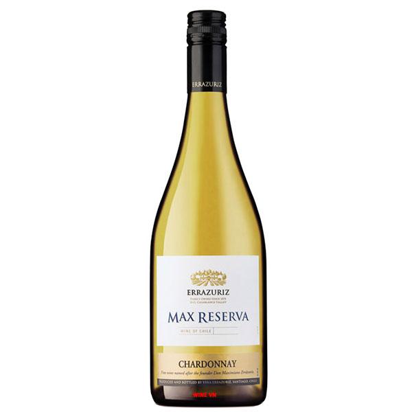 Rượu Vang Errazuriz Max Reserva Chardonnay