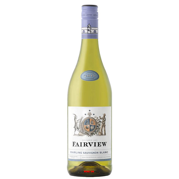 Rượu Vang Fairview Darling Sauvignon Blanc