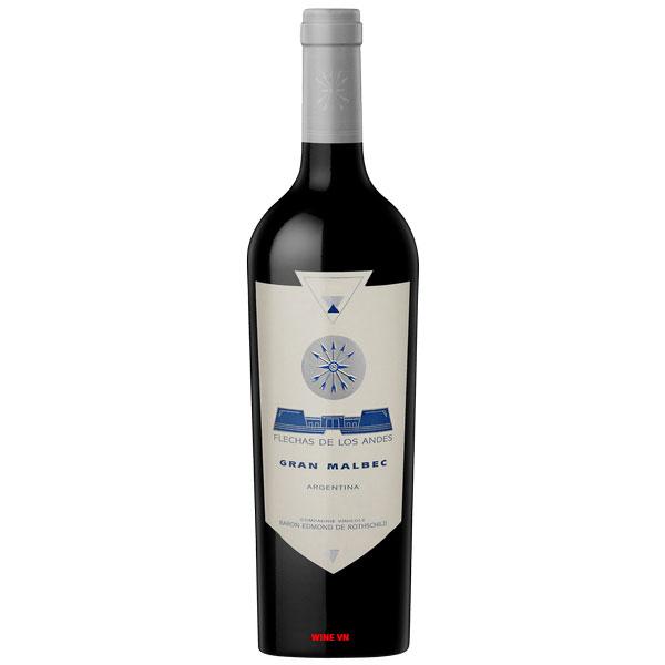 Rượu Vang Flechas De Los Andes Gran Malbec