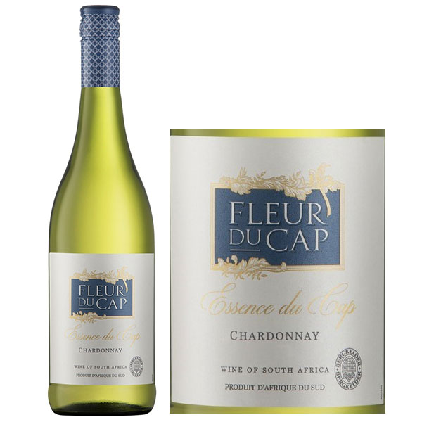 Rượu Vang Fleur Du Cap Essence Du Cap Chardonnay