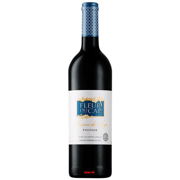 Rượu Vang Fleur Du Cap Essence Du Cap Pinotage
