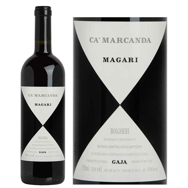 Rượu Vang Gaja Bolgheri Magari Ca'Marcanda