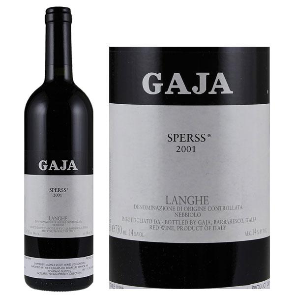 Rượu Vang Gaja Sperss Langhe Nebbiolo
