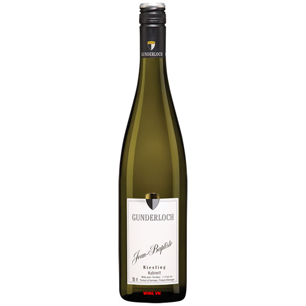 Rượu Vang Gunderloch Jean Baptiste Riesling Kabinett