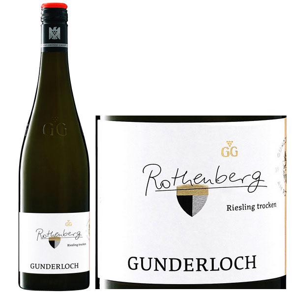 Rượu Vang Gunderloch Rothenberg Riesling Trocken