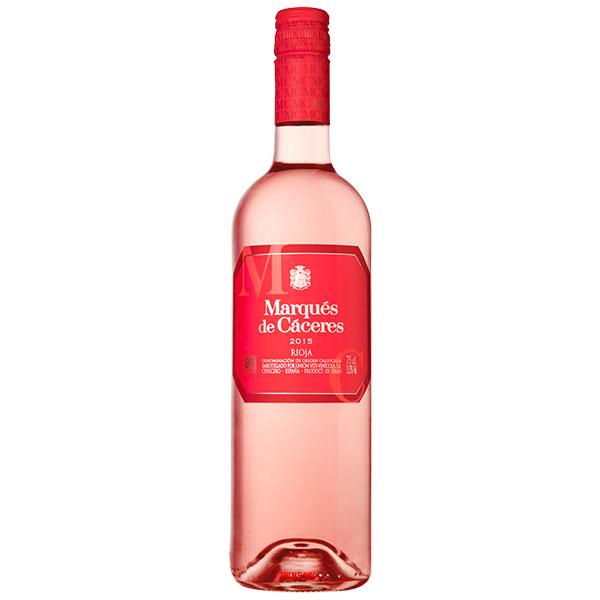 Rượu Vang Hồng Marques De Caceres Rosado