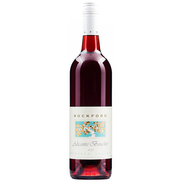 Rượu Vang Hồng Rockford Alicante Bouchet