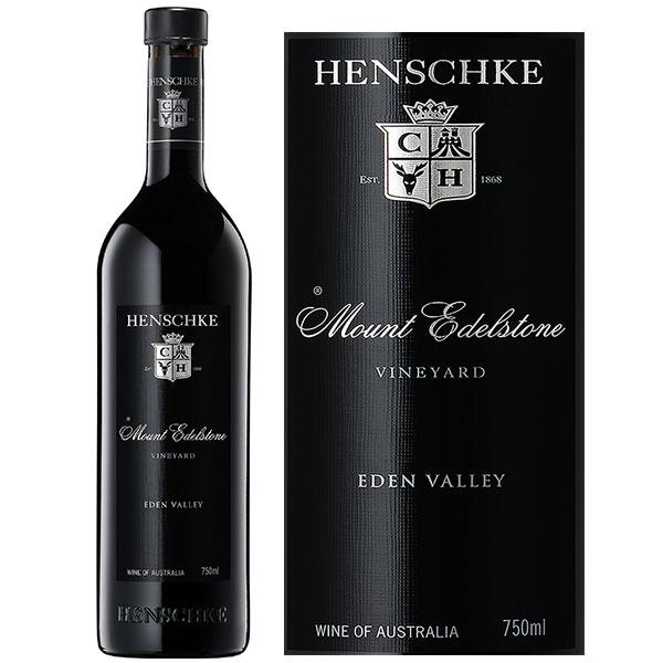 Rượu Vang Henschke Mount Edelstone Shiraz