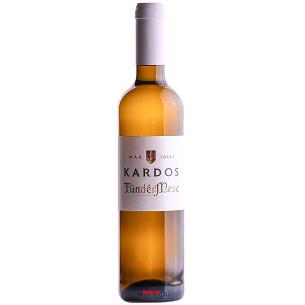Rượu Vang Hungary Kardos TunderMese