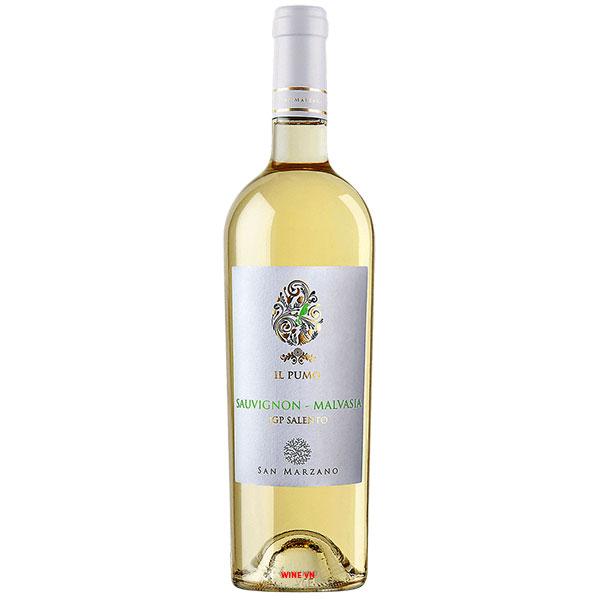Rượu Vang IL Pumo Sauvignon – Malvasia