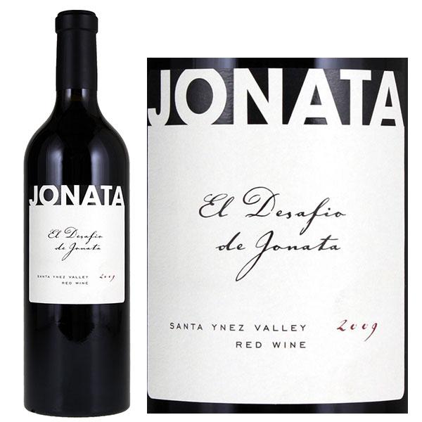 Rượu Vang Jonata El Desafio De Jonata