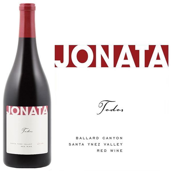 Rượu Vang Jonata Todos Santa Ynez Valley