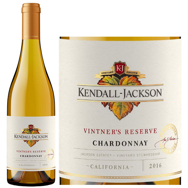 Rượu Vang Kendall Jackson Vintner's Reserve Chardonnay
