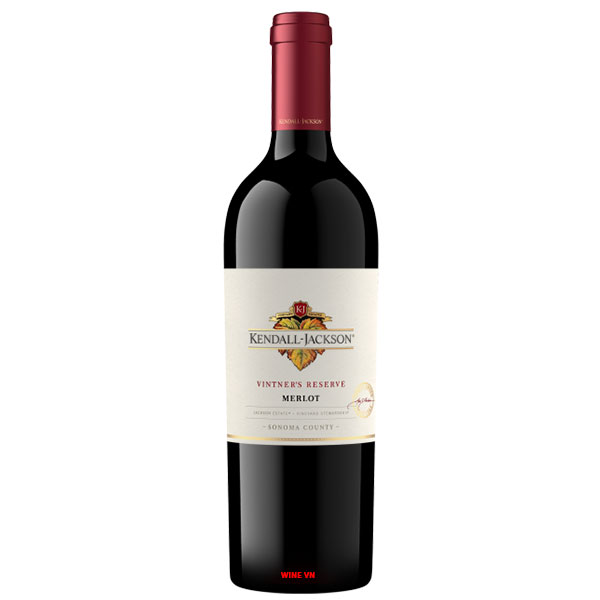 Rượu Vang Kendall Jackson Vintner's Reserve Merlot