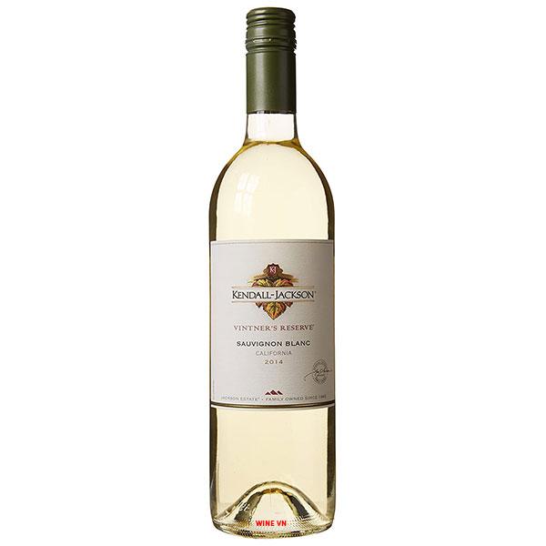 Rượu Vang Kendall Jackson Vintner's Reserve Sauvignon Blanc
