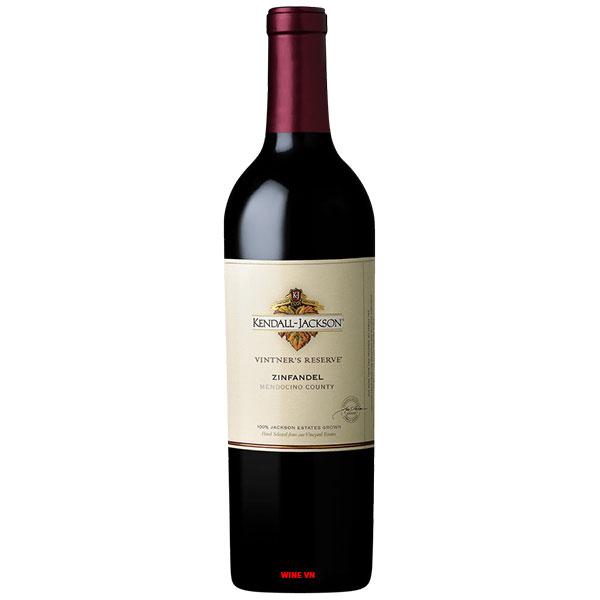 Rượu Vang Kendall Jackson Vintner's Reserve Zinfandel