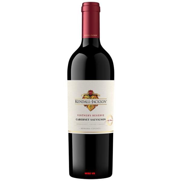 Rượu Vang Kendall Jackson Vintner's Reseve Cabernet Sauvignon