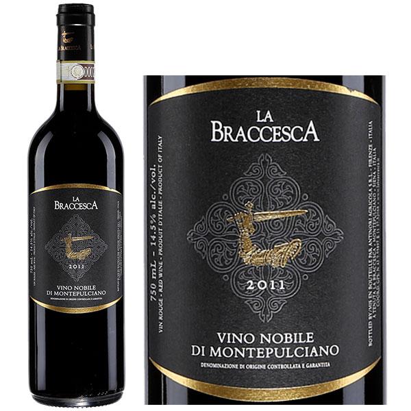 Rượu Vang La Braccesca Vino Nobile di Montepulciano