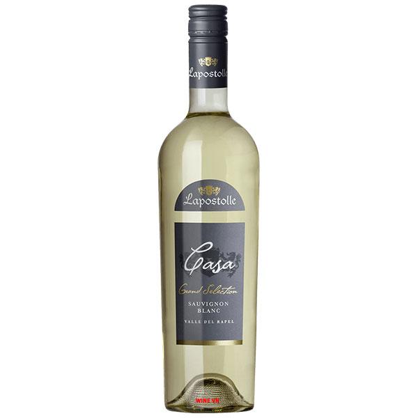Rượu Vang Lapostolle Casa Sauvignon Bla