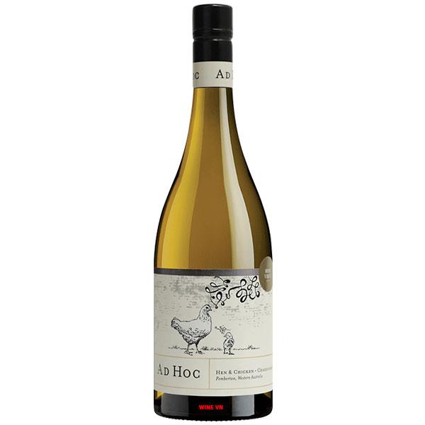 Rượu Vang Larry Cherubino Ad Hoc Hen & Chicken Chardonnay