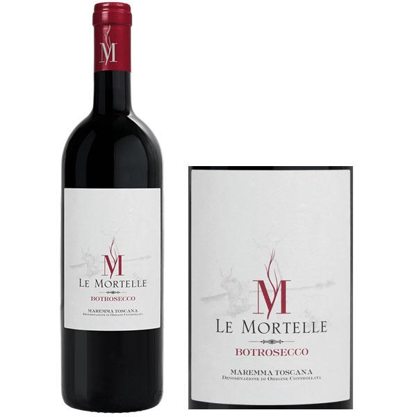 Rượu Vang Le Mortelle Botrosecco Maremma