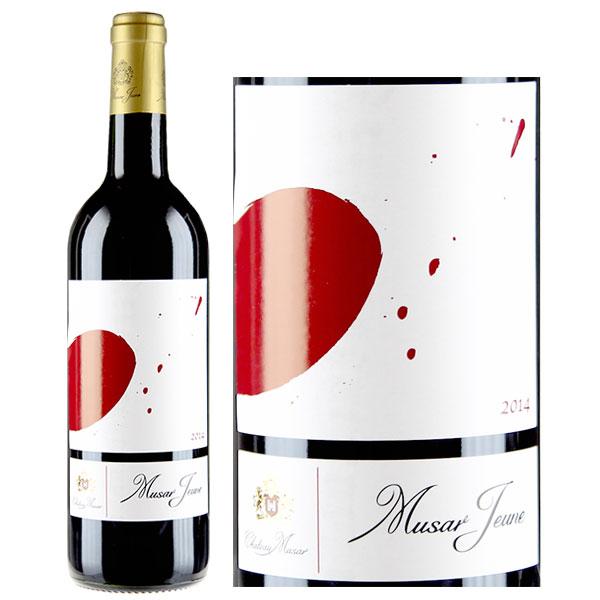 Rượu Vang Lebanon Musar Jeune