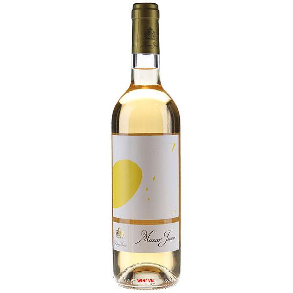 Rượu Vang Lebanon Musar Jeune White