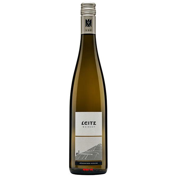 Rượu Vang Leitz Rüdesheimer Riesling Weingut
