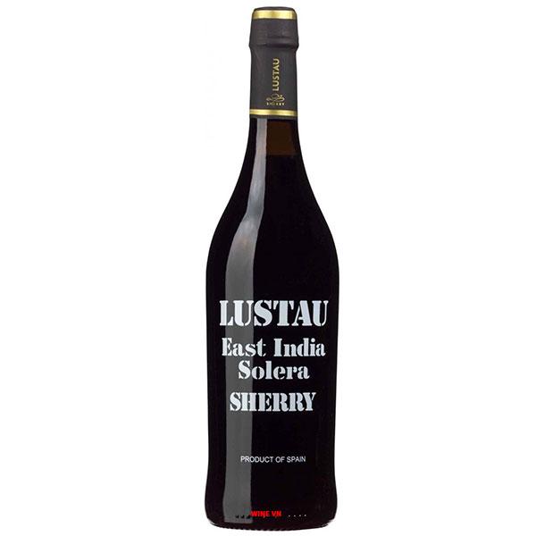 Rượu Vang Lustau East India Solera Sherry