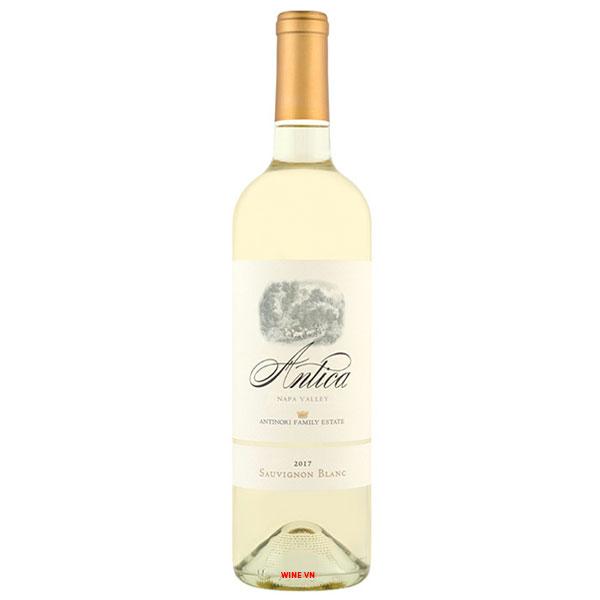 Rượu Vang Mỹ Antica Sauvignon Blanc