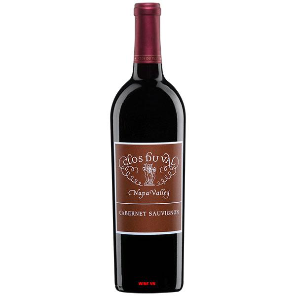Rượu Vang Mỹ Clos Du Val Cabernet Sauvignon