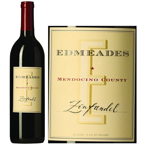 Rượu Vang Mỹ Edmeades Zinfandel