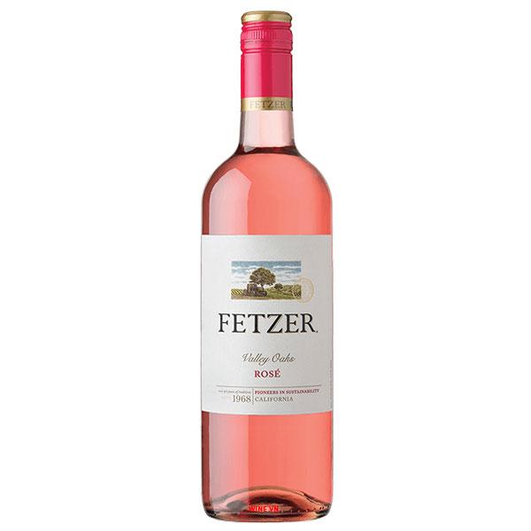 Rượu Vang Mỹ FETZER Rose