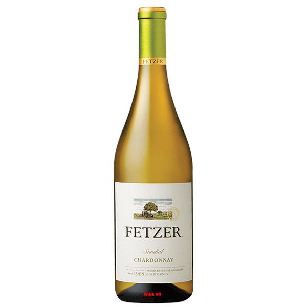 Rượu Vang Mỹ Fetzer Sundial Chardonnay