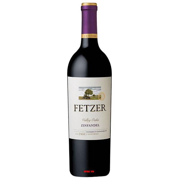 Rượu Vang Mỹ Fetzer Zinfandel