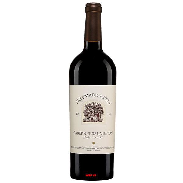 Rượu Vang Mỹ Freemark Abbey Cabernet Sauvignon