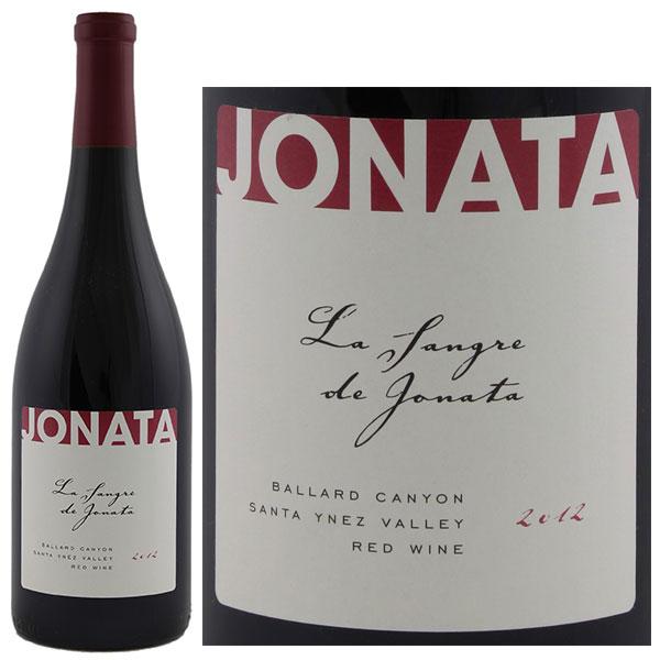 Rượu Vang Mỹ Jonata La Sangre De Jonata