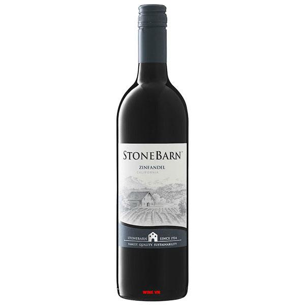 Rượu Vang Mỹ Stone Barn Zinfandel