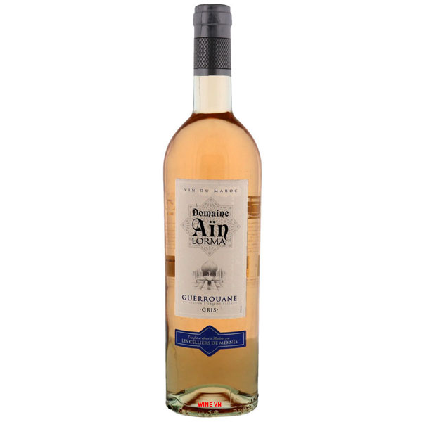 Rượu Vang Ma Rốc Domaine Ain Lorma Rose