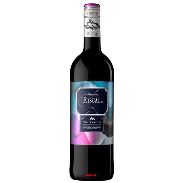Rượu Vang Marques De Riscal 1860 Tempranillo